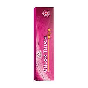Tonalizante Color Touch Plus 66/04 Louro Escuro Intenso Nat. Avermelhado 60g - Wella Professionals