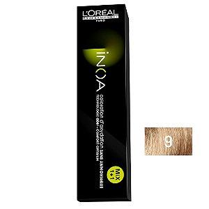 Coloração Inoa 9 Louro Muito Claro 60g - L'Oréal Professionnel