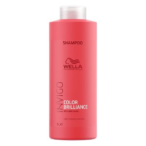 Invigo Color Brilliance Shampoo 1000ml - Wella Professionals
