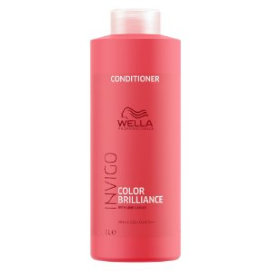 Condicionador Wella Professionals Invigo Color Brilliance 1L