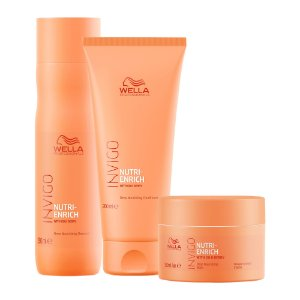 Invigo Nutri-Enrich Trio (3 Produtos) - Kit Wella Professionals
