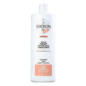 Condicionador Nioxin 3 Scalp Therapy Revitalizing 1000ml