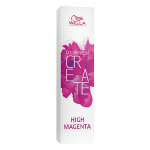Coloração Color Fresh Create High Magenta Semipermanente 60G - Wella Professionals