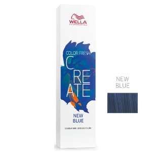 Coloração Color Fresh Create New Blue - Semipermanente 60G - Wella Professionals
