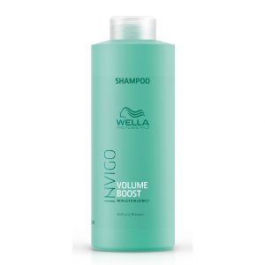 Invigo Volume Boost Shampoo 1000ml - Wella Professionals