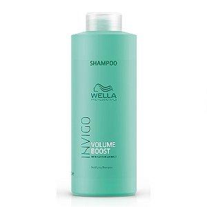Shampoo Wella Invigo Volume Boost 1 Litro