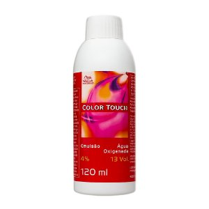 Emulsão Color Touch 4% 13 Volumes 120ml Wella Professionals