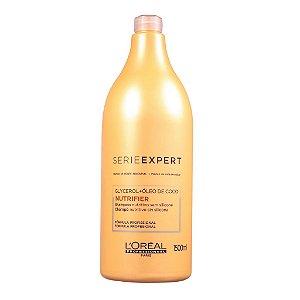 Nutrifier - Shampoo - 1500ml - L'Oréal Professionnel