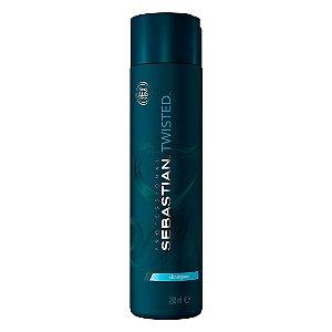 Twisted Elastic Cleanser Shampoo 250ml - Sebastian Professional