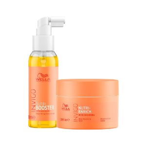 Invigo Nutri-Enrich Booster Duo (2 Produtos) - Kit Wella Professionals