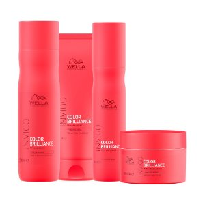 Invigo Color Brilliance Full (4 Produtos) - Kit Wella Professionals
