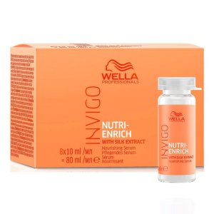 Kit Ampola Invigo Nutri-Enrich Repair 8X10ml - Wella Professionals