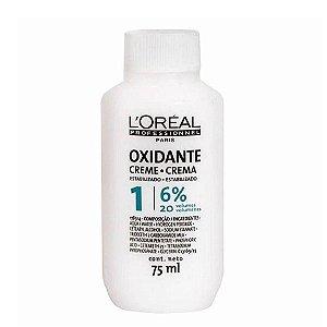 Oxidante Creme 6% 20 Volumes 75ml - L'Oréal Professionnel