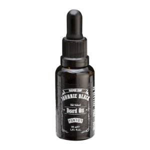Óleo para Barba 30ml - Johnnie Black