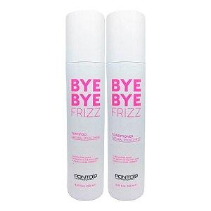 Kit Bye Bye Frizz Duo (2 Produtos) - Ponto 9 Professional