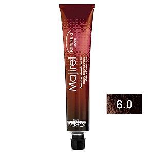 Coloração Majirel 6.0 Louro Escuro Natural Profundo 50g - L'Oréal Professionnel