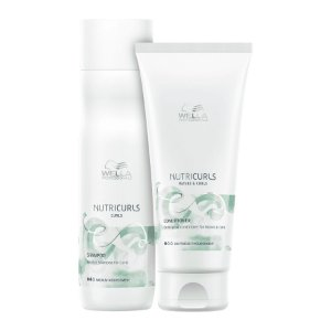 Kit Nutricurls Duo (2 Produtos) - Wella Professionals