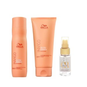 Kit Exclusivo Invigo Nutri Enrich + Oil Reflections Light