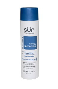 Total Nutrition Shampoo 250ml - SUR Professional