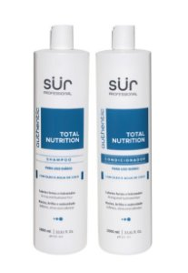Kit Shampoo + Condicionador 1000ml - Total Nutrition