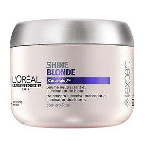 PROMO_Shine Blonde Máscara Matizadora 200g - L'Oréal Professionnel