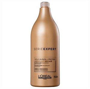 Serie Expert Absolut Repair Gold Quinoa + Protein - Condicionador 1500ml - L'Oréal Professionnel