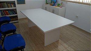 Mesa de reuniões retangular 200x100 - ME4119