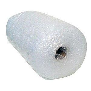 Rolo de Plástico Bolha Transparente 1,2x100 Metros