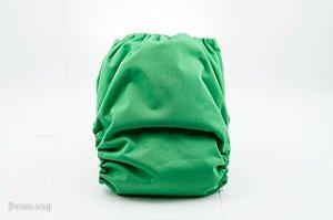 Fralda Reutilizável - Verde