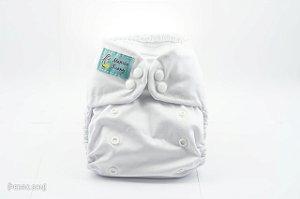 Fralda Reutilizável - Branca