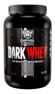 Dark Whey Darkness - 1,2kg Integralmédica - 100% Concentrado