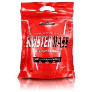 Sinister Mass 3kg Integral Medica - Hipercalórico