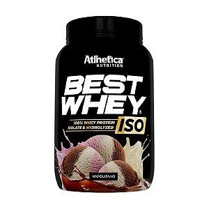 Best Whey Iso 900g - Atlhetica Nutrition -
