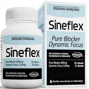 SINEFLEX 150 CAPSULAS POWER SUPPLEMENTS