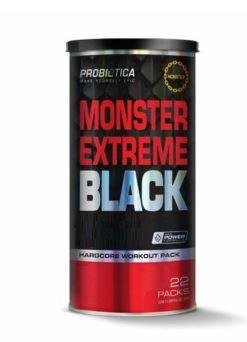 MONSTER EXTREME BLACK 44 PACK PROBIOTICA