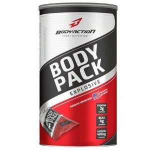 BODY PACK BODY ACTION 44 PACKS