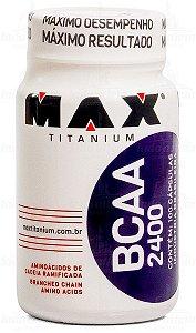 BCAA 2400 MG 100 CAPSULAS MAX TITANIUM