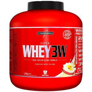 Super Whey 3w 1,8Kg Integralmédica