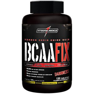 BCAA FIX 120 TABLETES - INTEGRAL MEDICA