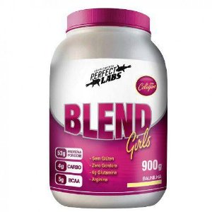 BLEND PROTEIN GIRLS (900G) - PERFECT LABS
