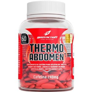 Thermo Abdomen 60 caps - Body Action