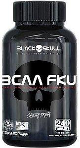 BCAA FKU (240TABS) - BLACK SKULL