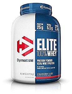 Elite 100% Whey 5lbs (2.3Kg) - Dymatize