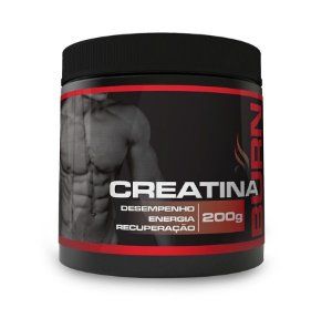 CREATINA 200G BURN NUTRITION