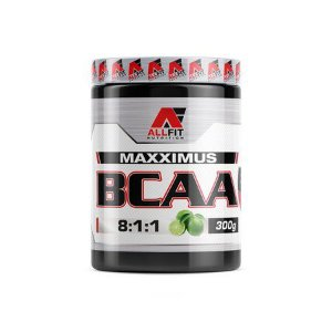 BCAA Maxximus 8:1:1 300g - All Fit Nutrition (Bcaa Ultra Concentrado)