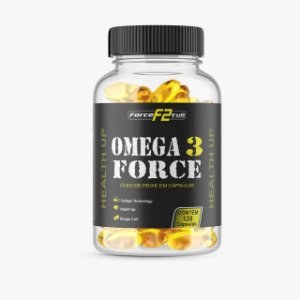 Ômega 3 - 120 CAPSULAS - F2 Force Full (EPA + DHA)