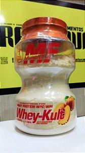 WHEY KULT (1030G) - MUSCLE FULL pêssego