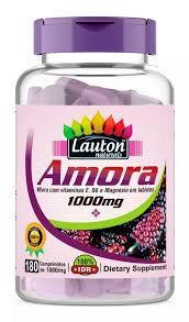 Amora Miura 180 Comprimidos 1000mg - Lauton
