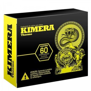 EMAGRECEDOR KIMERA - 60 CAPSULAS - IRIDIUM LABS