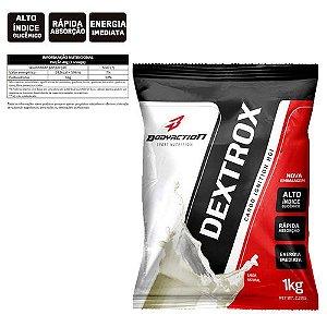 Dextrose 1kg - Bodyaction - Sabor NATURAL